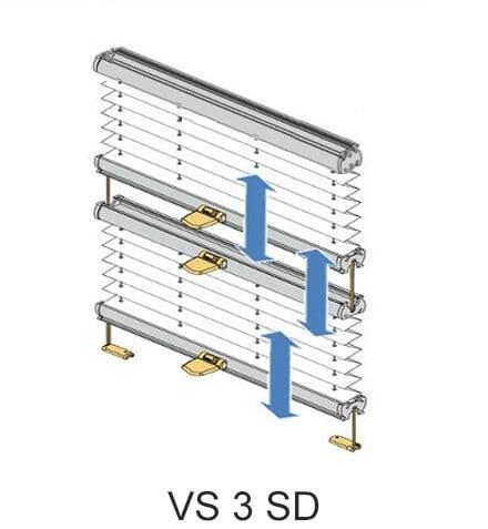 VS3SD für eine ganz besondere Optik
