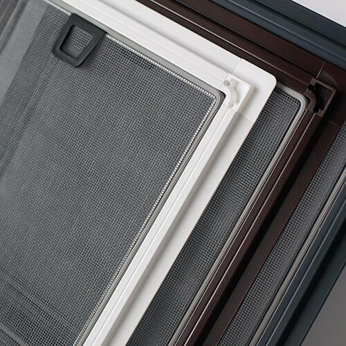 Insektenschutz-Rahmen für Fenster