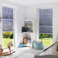Kinderzimmer Plissee für Kinderzimmerfenster