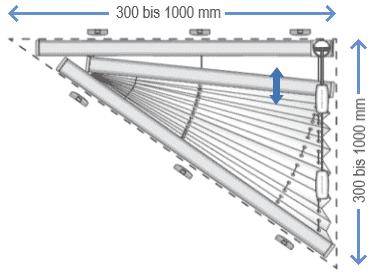 F SLOPE 4 technische Zeichnung