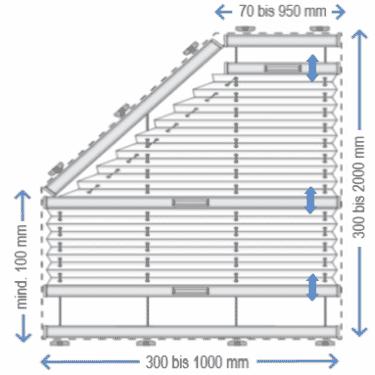 VS5SD technische Zeichnung