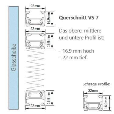 VS7 Querschnitt