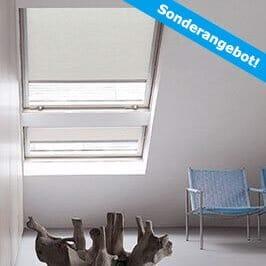 Dachfensterrollos auf Maß!