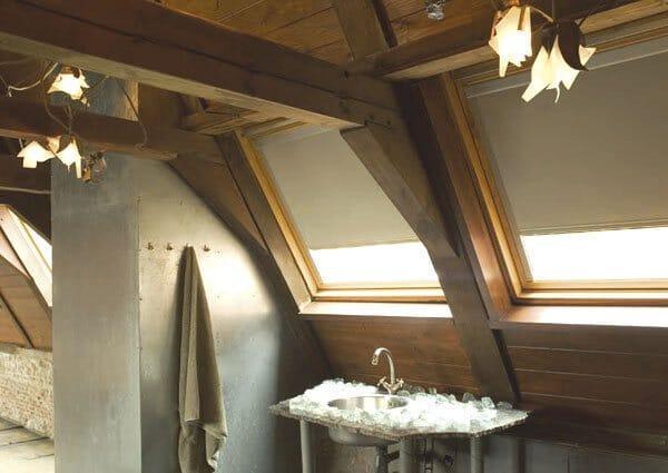 Dachfenster-Rollo für Küchen