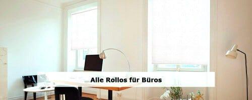 Büro Rollos