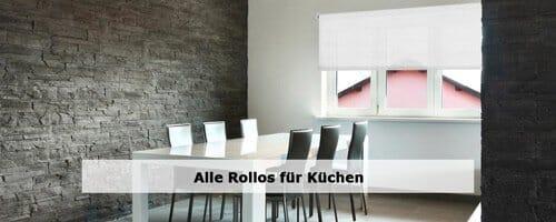 Küche Rollos