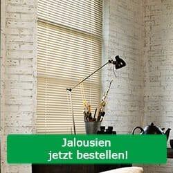 Jalousien für Fenster