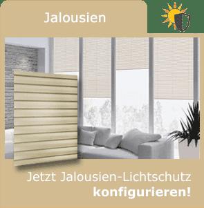 Jalousien-Konfigurator