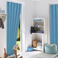 Vorhangschals für die perfekte Konturierung von Fenstern