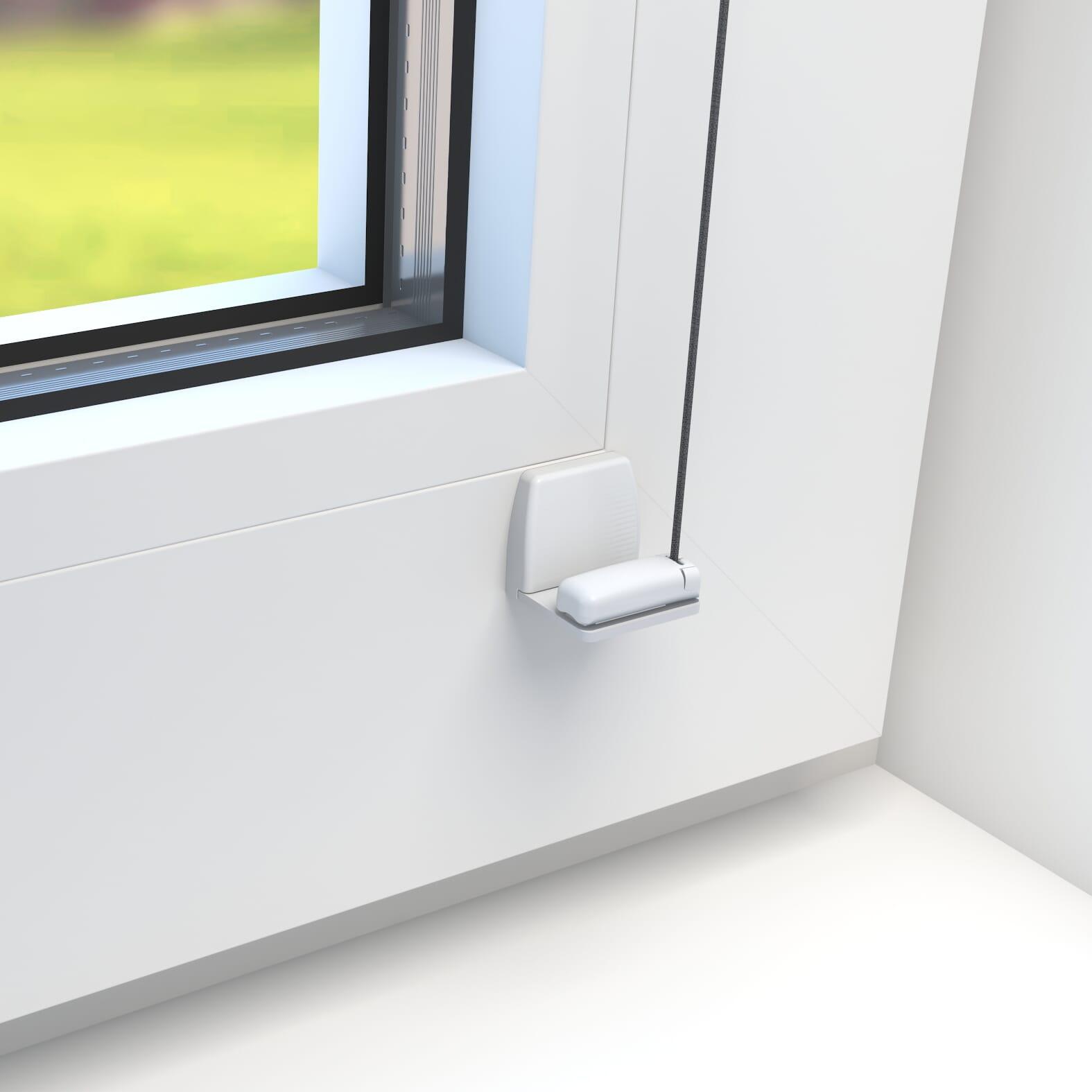 Fenster Montage Winkel